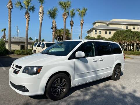 2016 Dodge Grand Caravan for sale at Gulf Financial Solutions Inc DBA GFS Autos in Panama City Beach FL