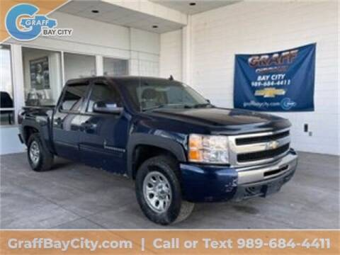 2009 Chevrolet Silverado 1500 for sale at GRAFF CHEVROLET BAY CITY in Bay City MI