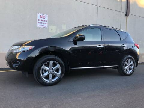 2010 Nissan Murano for sale at International Auto Sales in Hasbrouck Heights NJ