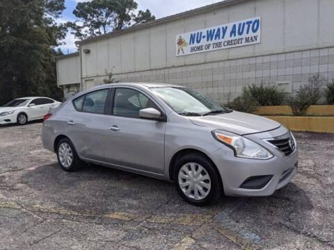 2017 Nissan Versa for sale at Nu-Way Auto Ocean Springs in Ocean Springs MS
