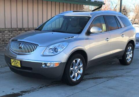 2008 Buick Enclave for sale at Central City Auto West in Lewistown MT
