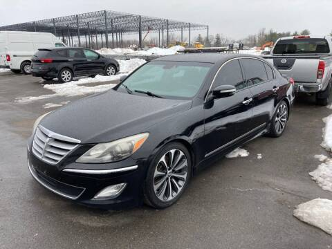 2012 Hyundai Genesis for sale at ENFIELD STREET AUTO SALES in Enfield CT