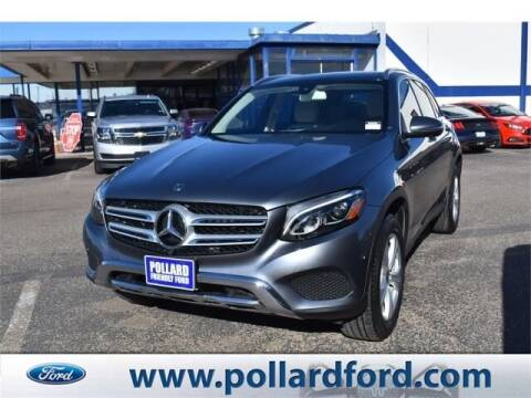 2018 Mercedes-Benz GLC for sale at South Plains Autoplex by RANDY BUCHANAN in Lubbock TX