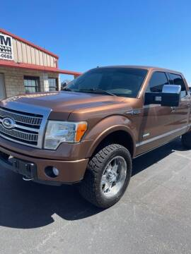 2012 Ford F-150 for sale at Bam Auto Sales in Azle TX
