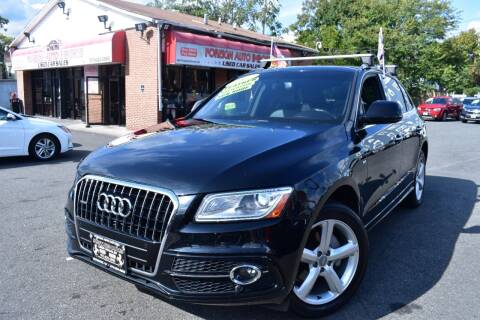 2017 Audi Q5 for sale at Foreign Auto Imports in Irvington NJ