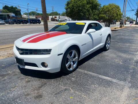 2011 Chevrolet Camaro for sale at Import Auto Mall in Greenville SC