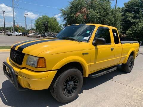 2002 Ford Ranger for sale at C.J. AUTO SALES llc. in San Antonio TX