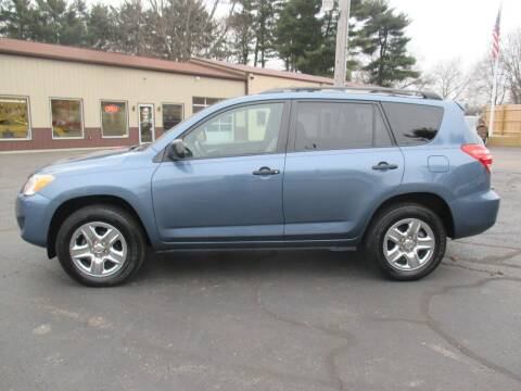 2011 Toyota RAV4 for sale at Home Street Auto Sales in Mishawaka IN