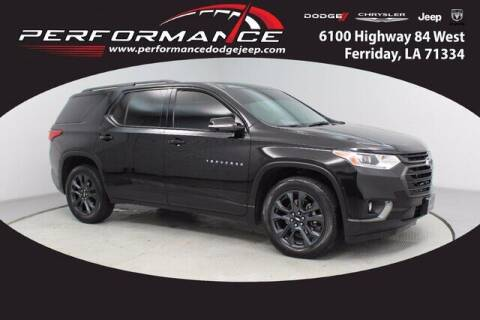 2019 Chevrolet Traverse for sale at Performance Dodge Chrysler Jeep in Ferriday LA