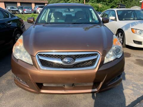 2011 Subaru Legacy for sale at GMG AUTO SALES in Scranton PA