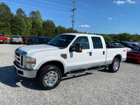 2008 Ford F-250 Super Duty for sale at Billy Ballew Motorsports in Dawsonville GA