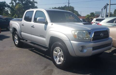 2007 Toyota Tacoma for sale at Linus International Inc in Tampa FL