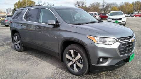 2020 Chevrolet Traverse for sale at Unzen Motors in Milbank SD