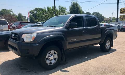 2012 Toyota Tacoma for sale at Steve's Auto Sales in Norfolk VA