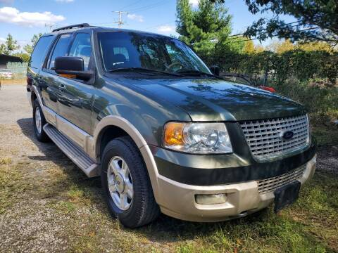 2005 Ford Expedition for sale at M & M Auto Brokers in Chantilly VA