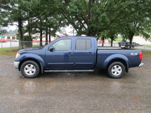 2011 Nissan Frontier for sale at A & P Automotive in Montgomery AL