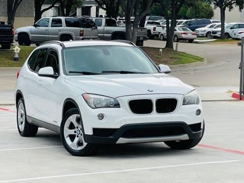 2014 BMW X1 for sale at Texas Drive Auto in Dallas TX