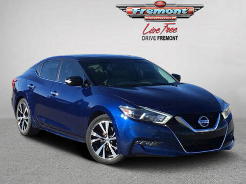 2018 Nissan Maxima for sale at Rocky Mountain Commercial Trucks in Casper WY