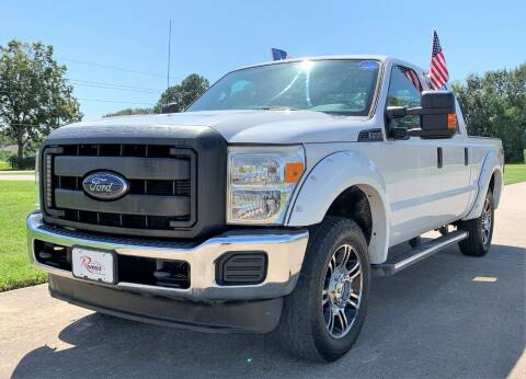 2015 Ford F-250 Super Duty for sale at Rivera Auto Group in Spring TX