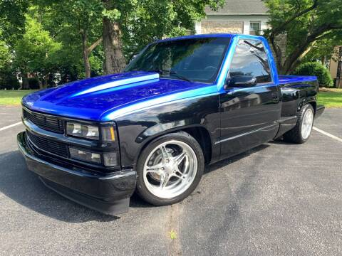 1988 Chevrolet C/K 1500 Series for sale at On The Circuit Cars & Trucks in York PA