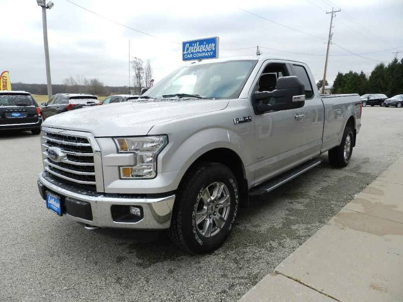 2016 Ford F-150 for sale at Leitheiser Car Company in West Bend WI
