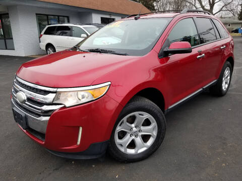 2011 Ford Edge for sale at Cedar Auto Group LLC in Akron OH