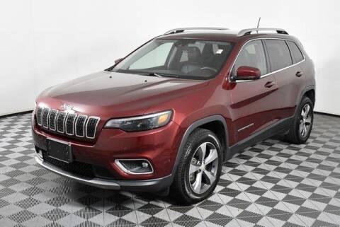 2019 Jeep Cherokee for sale at Southern Auto Solutions-Jim Ellis Volkswagen Atlan in Marietta GA