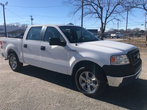 2008 Ford F-150 for sale at Cherry Motors in Greenville SC
