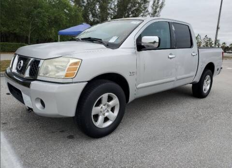 2004 Nissan Titan for sale at Vess Auto in Danville OH