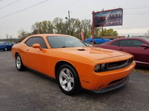 2012 Dodge Challenger for sale at Albi Auto Sales LLC in Louisville KY