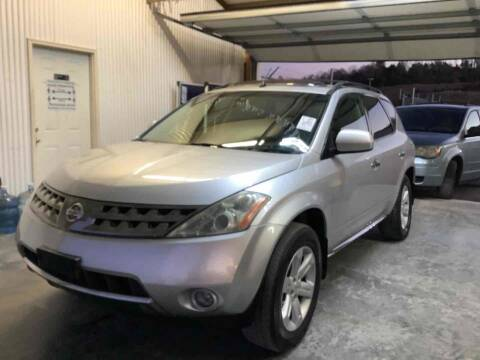 2007 Nissan Murano for sale at ABINGDON AUTOMART LLC in Abingdon VA