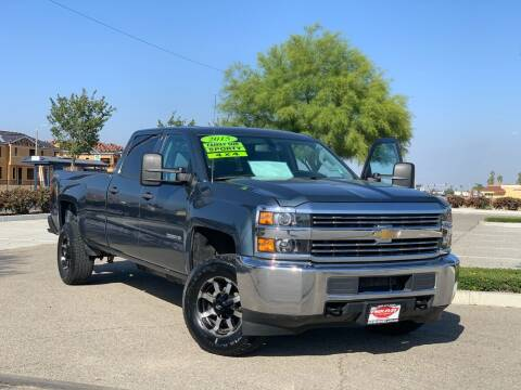 2015 Chevrolet Silverado 2500HD for sale at Esquivel Auto Depot in Rialto CA