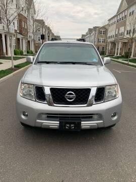 2009 Nissan Pathfinder for sale at Pak1 Trading LLC in South Hackensack NJ