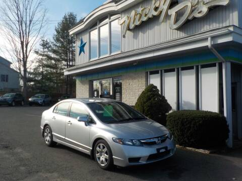 2010 Honda Civic for sale at Nicky D's in Easthampton MA