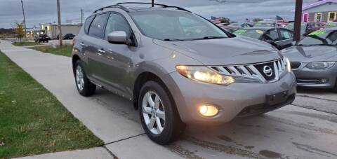 2010 Nissan Murano for sale at Wyss Auto in Oak Creek WI