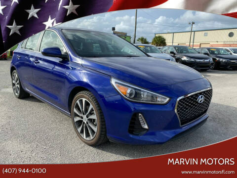 2019 Hyundai Elantra GT for sale at Marvin Motors in Kissimmee FL