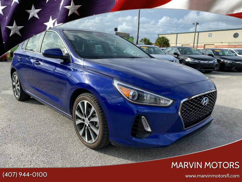 2019 Hyundai Elantra GT for sale at Marvin Motors in Kissimmee FL