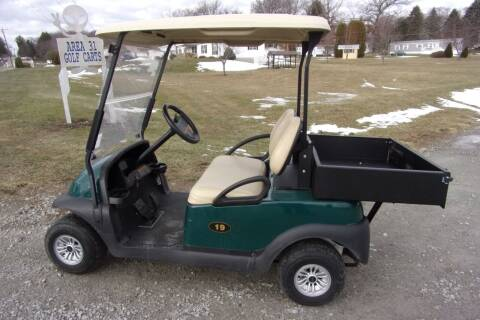 2016 Club Car Precedent Gas EFI for sale at Area 31 Golf Carts - Gas 2 Passenger in Acme PA