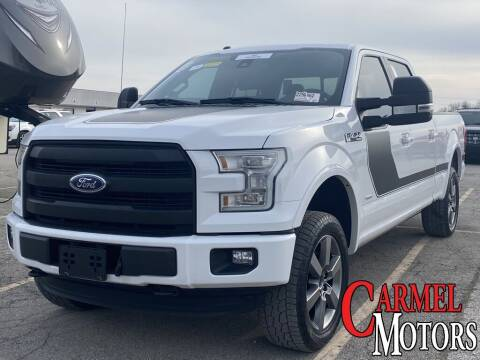 2016 Ford F-150 for sale at Carmel Motors in Indianapolis IN