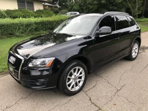 2009 Audi Q5 for sale at Urban Motors llc. in Columbus OH
