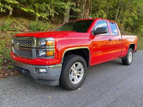 2014 Chevrolet Silverado 1500 for sale at Lenoir Auto in Lenoir NC