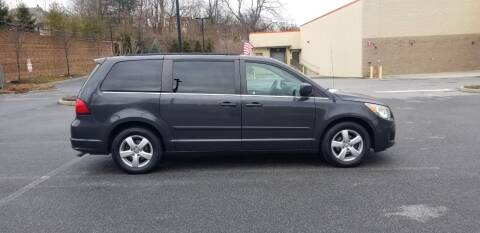 2011 Volkswagen Routan for sale at Lehigh Valley Autoplex, Inc. in Bethlehem PA