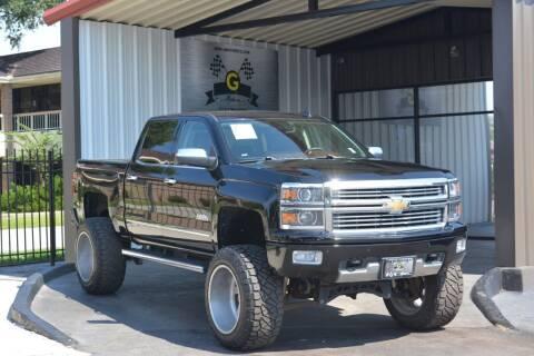 2015 Chevrolet Silverado 1500 for sale at G MOTORS in Houston TX