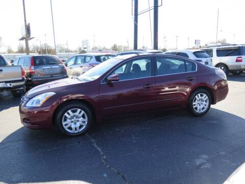 2012 Nissan Altima for sale at United Auto Sales in Oklahoma City OK