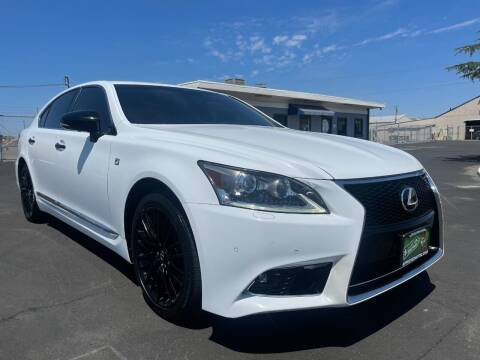 2015 Lexus LS 460 for sale at Approved Autos in Sacramento CA