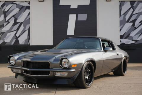 1970 Chevrolet Camaro for sale at Tactical Fleet in Addison TX
