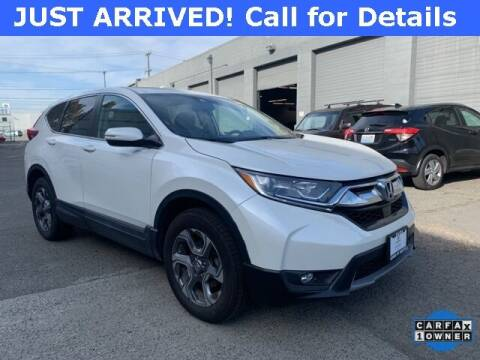 2018 Honda CR-V for sale at Honda of Seattle in Seattle WA