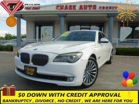 2011 BMW 7 Series for sale at Chase Auto Credit in Oklahoma City OK