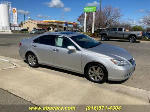 2007 Lexus ES 350 for sale at About New Auto Sales in Lincoln CA