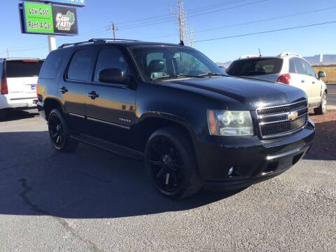 2010 Chevrolet Tahoe for sale at SPEND-LESS AUTO in Kingman AZ